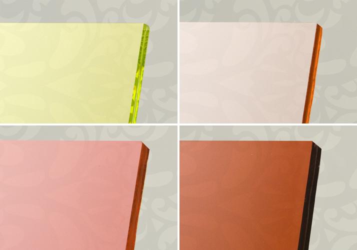 Vetri colorati stampati acidati retinati vetrocamera - Specchi colorati ...